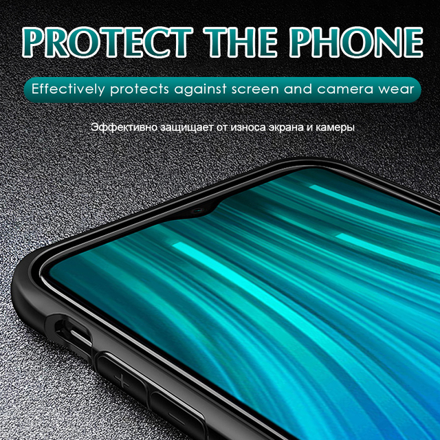 Luxury Armor Soft Shockproof Phone Case For Xiaomi Redmi 7A 8A Note 7 8 Pro 8T K20 9T Pro A3 Silicone Bumper Back Case Cover