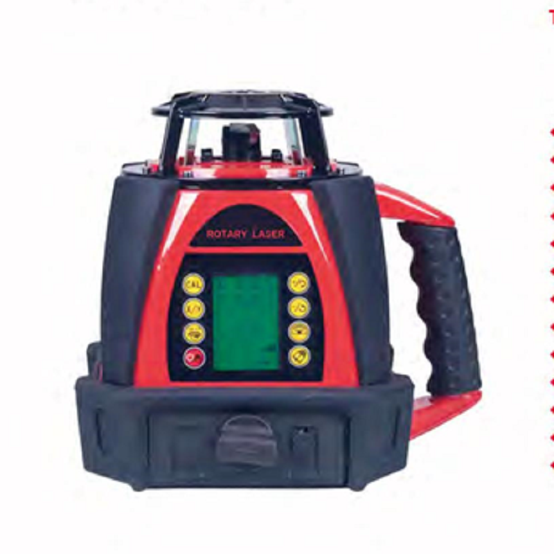 Selbst nivellierung Rotary/Dreh Green Laser Level HP207G, AUTOMATISCHE SELBST NIVELLIERUNG ROTARY GREEN LASER LEVEL