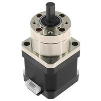 4 Lead Nema17 Stepper Motor 42 Motor Extruder Gear Stepper Motor Ratio 5.18:1 Planetary Gearbox Nema 17 17HS4401