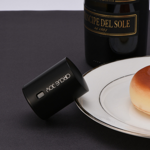 Image 5 - Youpin daire sevinç şarap stoper vakum bellek şarap Stopper elektrikli stoper şarap mantarları zincir Crand daire sevinç