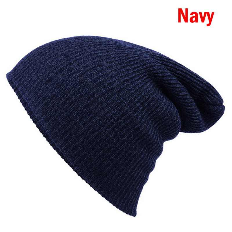 Women Warm Winter Unisex Comfortbale Soft Slouchy Beanie Collection Baggy Various Styles Hat casquette femme