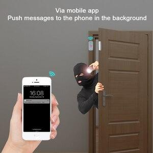 Image 3 - HEIMAN Zigbee magnetic switch Door window Detector sensor alarm for smart house Security alarm home