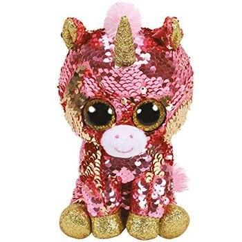 10pcs / Lot Wholesale Price 15cm Sunset the Coral Unicorn Regular Stuffed Animal Collection Plush Doll Toy