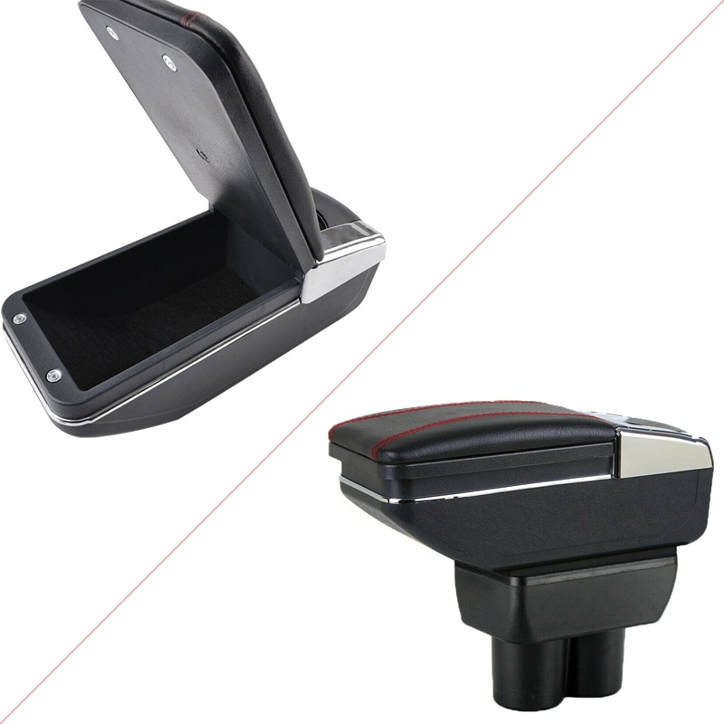 Car Central Console Storage Cup Holder Armrest Box for Suzuki Jimny 2007-2019 Car Arm Rest Box