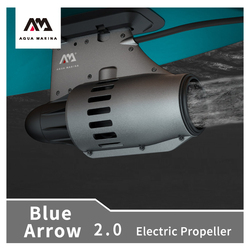 AQUA MARINA 4-6 km/h Elektrische Propeller Ruderboot Kanus Paddel Elektrische Motor 12V DC Tragbare Elektrische Motor paddle Fernbedienung