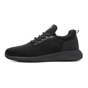 Image 3 - Men Breathable Safety Shoes Steel Toe Black Work Shoes Wearproof Sneakers Large Size 36 48