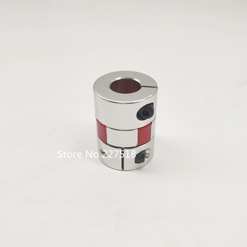 10pcs 10mm x 14mm Flexible shaft coupling D30 L40 shaft coupling CNC Flexible Plum Coupling Coupler
