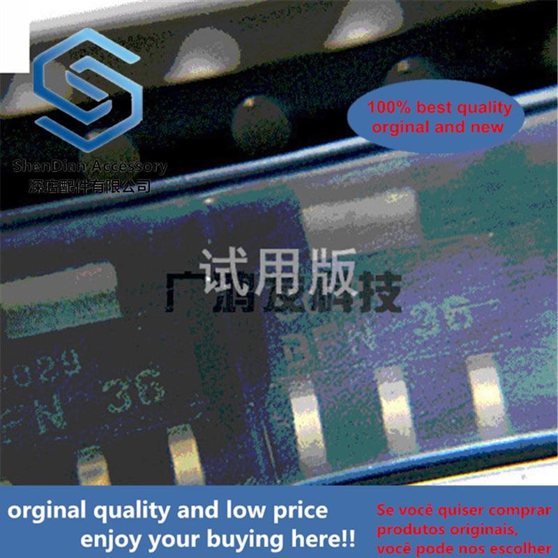 10pcs 100% Orginal New BFN36 E6327 High Voltage Transistor NPN Triode SMD TO SOT-223