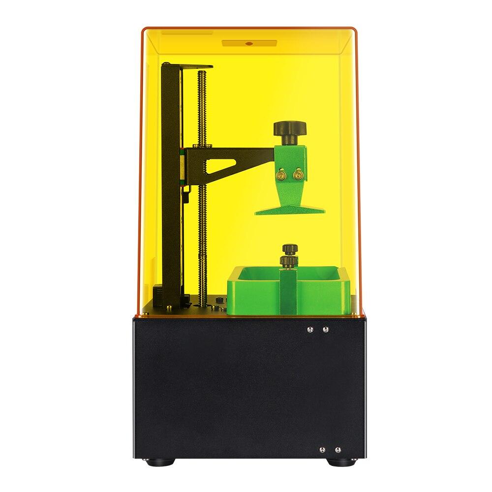 Image 4 - Anycubic 2020 新フォトンゼロ 3D プリンタ sla 液晶プリンタクイックスライス uv 樹脂プラスサイズ impresora 3d drucker impressora3D プリンタ   -