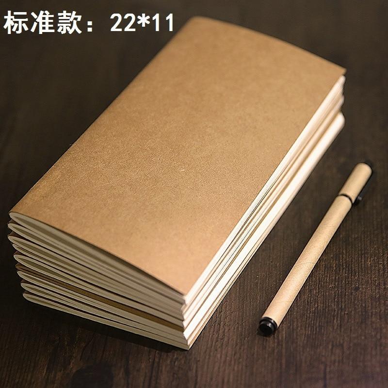 a6 a5 macaron cor solta folha folheto espiral caderno bloco de notas com enchimento de papel