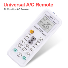 Universal Wireless Digital LCD Air Condition Controller K-1028E Consumption AC Remote Control  for Conditioner