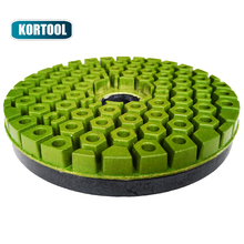 цена на Diamond Edge Polishing Pad Snail Lock Abrasive Disc 125/150mm Edge Grinding Wheel For Marble Granite Polishing wheel