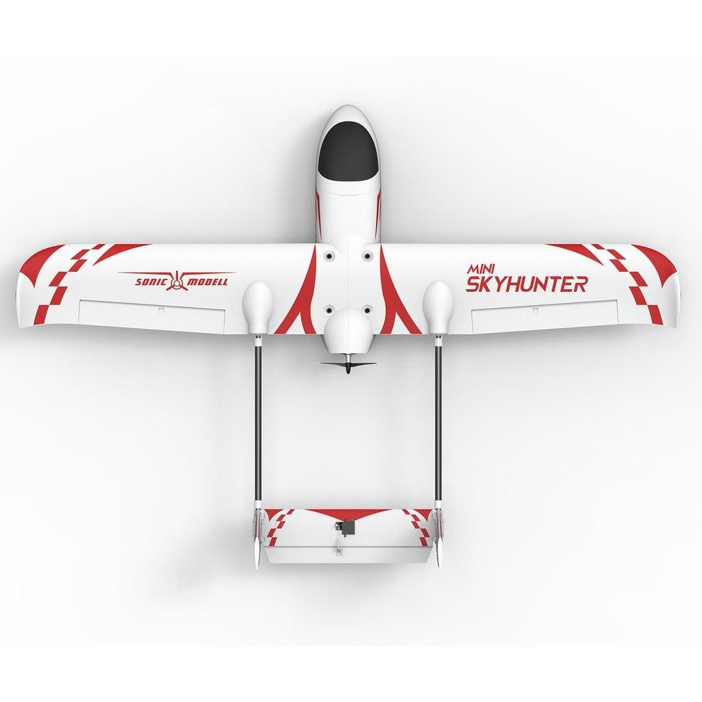 Sonicmodell Mini Skyhunter V2 1238mm Wingspan FPV EPO RC Airplane KIT
