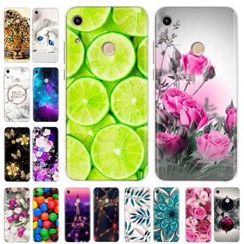 6.09 For Huawei Honor 8A Case Soft Silicone Back Cover Phone Shell For Huawei Honor 8A JAT-LX1 JAT-LX3 8A pro JAT-L41 Case Para honor 8a case for huawei honor 8a case silicone tpu cute back cover phone case on huawei honor 8a jat lx1 8 a honor8a case soft
