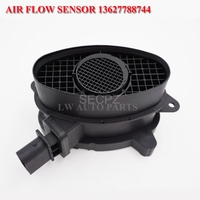 Sensor MAF Medidor de Fluxo De massa de Ar Para BMW Série 5 E60 E61 520 525 530 d 13627788744 0928400529 0928400504 7.18221.04.0