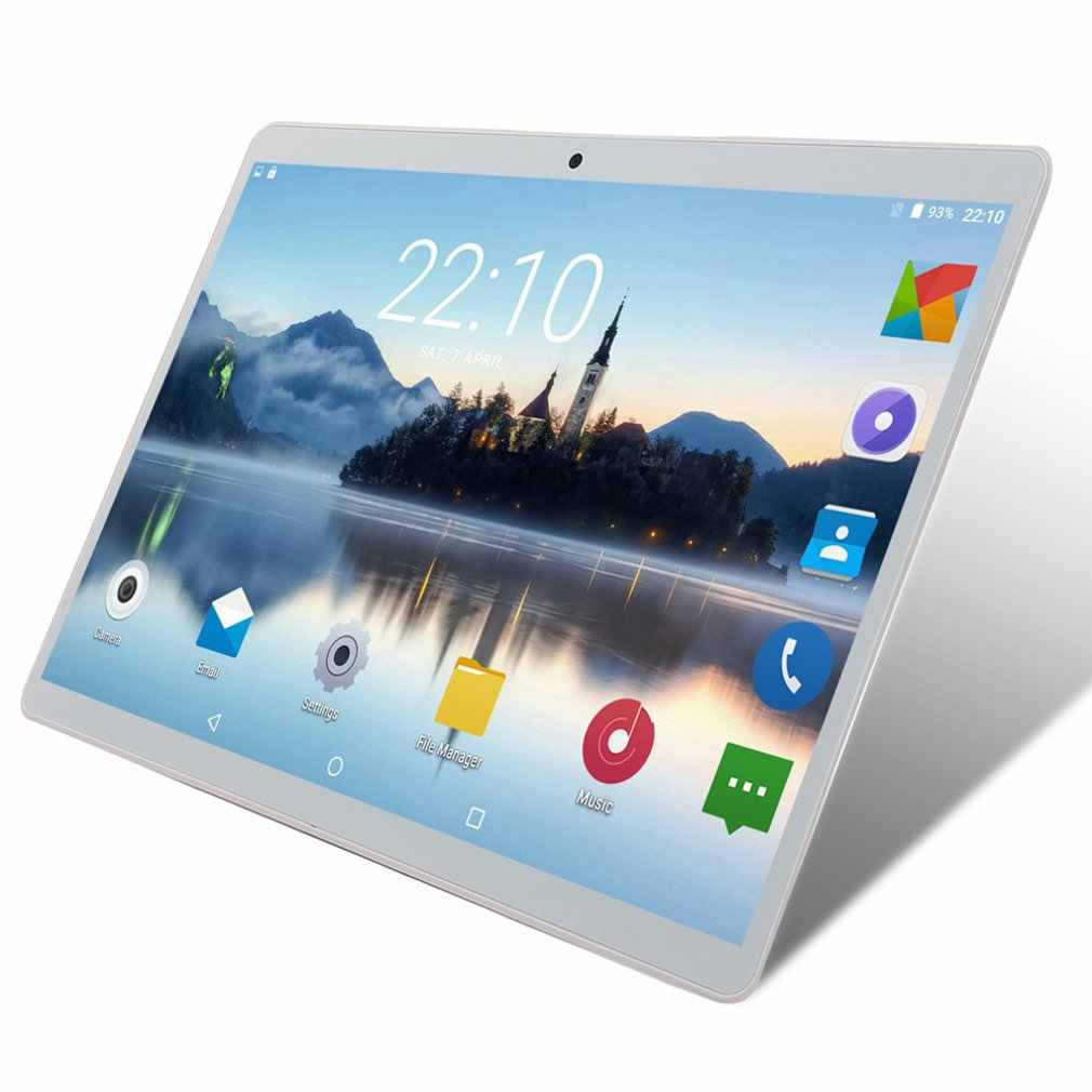 10,1 zoll Tablet Computer Ips Hd Bildschirm Drahtlose Wifi Speicher 1 + 16GB GPS Android System Gas Android Tablet