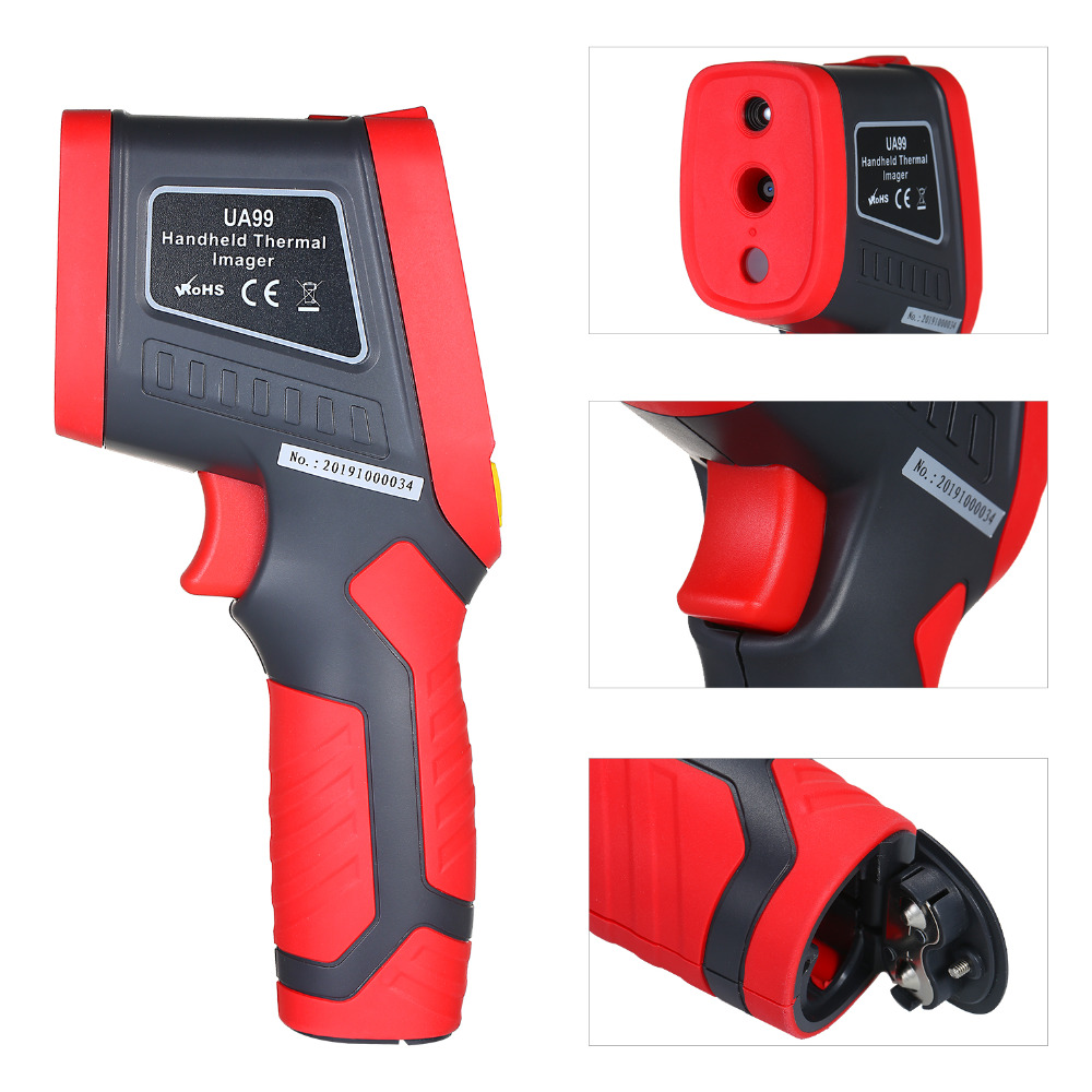 Digital Mini Infrared Thermal Camera Made With ABS Material For Measuring Tools 9