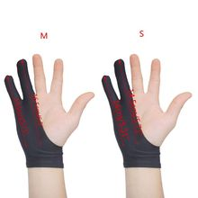 1PC 2 Fingers Drawing Glove Anti-fouling Artist Favor Any Graphics Painting Writing Digital ablet For Right And Left Hand