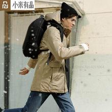 Youpin dmn isolamento frio espaço terno material aerogel jaqueta máquina lavável-196 deg. c resistência a frio roupas masculinas