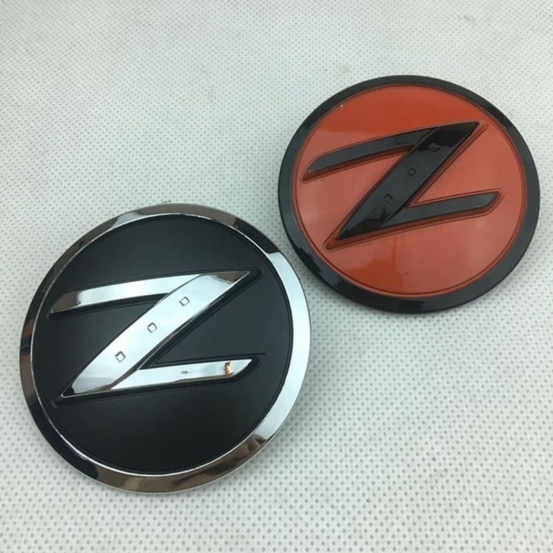para choque lateral do para choque do carro emblema de logotipo z para 350z 370z z33