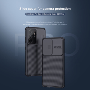 Image 5 - for Samsung S21 Plus Note 20 Ultra Case Nillkin Armor Impact Resistant Slide Camera Lens Protect Cover for Galaxy Note20 S20 FE