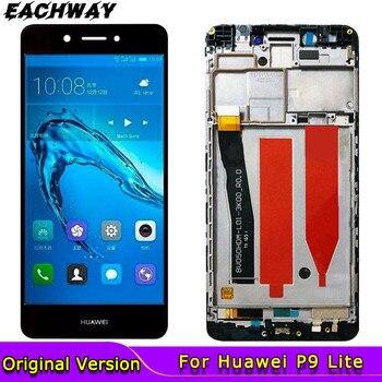 Original Screen for Huawei P9 Lite Smart LCD Display Touch Screen Replac For Huawei P9 Lite Smart Screen DIG-L03 DIG-L22 DIG-L23 original tested lcd for huawei p9 lite display touch screen with frame for huawei p9 lite 2016 lcd display vns l31 l21 l19