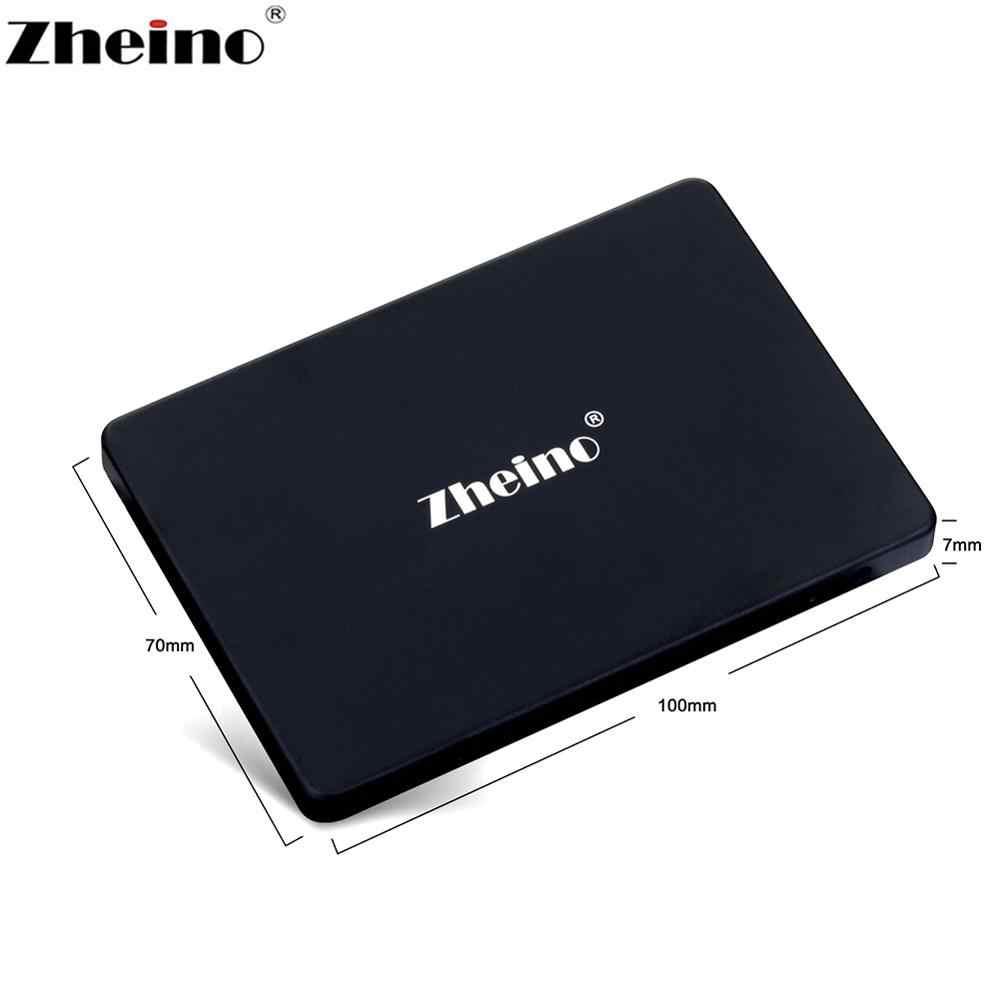 Zheino-Discos de estado sólido para PC y portátil Dispositivo de almacenamiento SATA3 de 2,5 pulgadas, interfaz de 60GB, 120GB, 240GB, 360GB, 480GB, 960GB, 128GB, 256GB, 512GB y 1TB