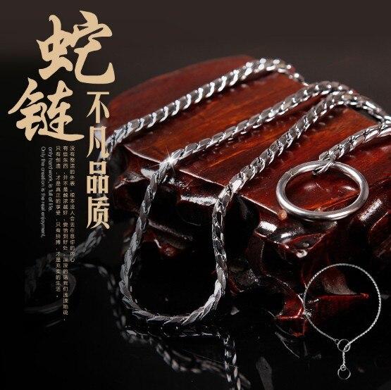 P Pendant Dog Pendant Sub-Stainless Steel Ring Large And Medium Small Dogs Teddy Corgi Golden Retriever Durbin Pet Snake Chain D