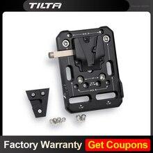 Instock piastrellatura Mini v mount piastra batteria TA MBP V Tilta v mount piastra batteria per z cam