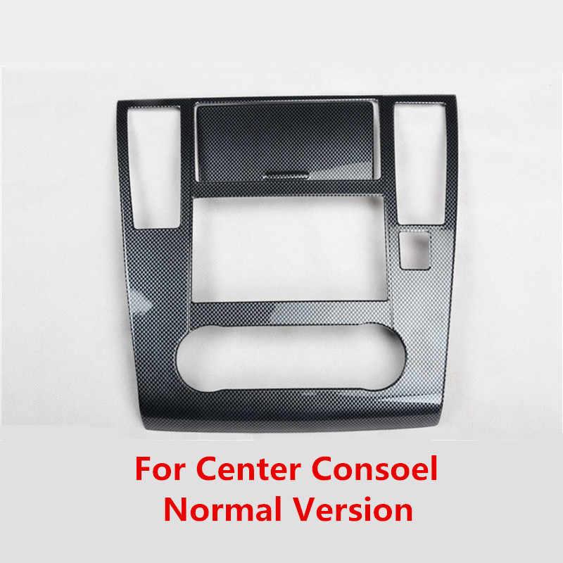 炭素繊維プリントインテリアモールディングパワーウインドウコントロールセンターコンソールパネルカバーギアステッカー日産ティーダ 2004-2009