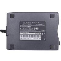98 1PC USB/FDD Portable 3.5inch External Floppy Disk Drive 1.44 MB Data Storage For PC Laptop Windows 98/SE/2000/ME/XP/VISTA/7/8/10 (5)