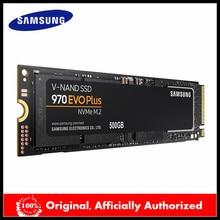 SAMSUNG – disque dur SSD M2 NVMe 250 EVO Plus, 1 to, 500 go, 970 go, 1 to, pour ordinateur portable