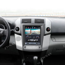 Tesla Gaya 4GB ROM Android 9.0 untuk Toyota RAV4 2006-2012 Mobil GPS Navigasi Head Unit Radio Tape perekam Multimedia Player IPS(China)