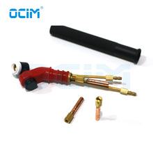 Water Cooled Tig Torch Head Swivel Welding Head For WP20 Tig Torch