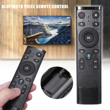 Q5 Air Mouse Bluetooth Voice Afstandsbediening Voor Smart TV Android Box IPTV Draadloze 2.4GHz Voice Afstandsbediening(China)