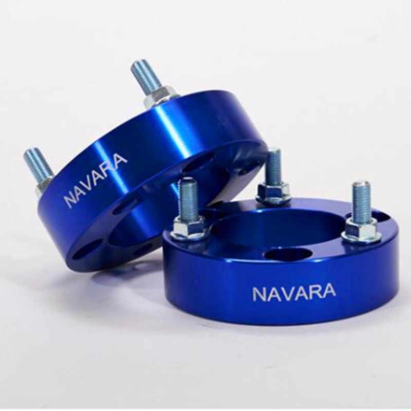 2 uds. Espaciador de elevación delantera de 32mm para Nissan Navara D40 NP300 4WD 05 Kit de elevación espaciador de resorte de bobina 4*4 offorad