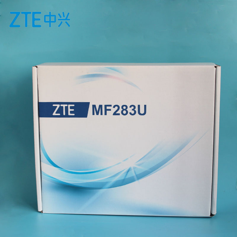 Unlocked New ZTE 4G Router MF283 MF283u With Antenna 4g LTE Router Modem Router Wireless Wi-Fi Router Hotspot Wireless Gateway