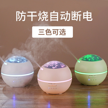 Mini Electric Incense Burner Mute Aroma Lamps Ultrasonic Air Humidifier Incense Holder Portable Bedroom Aroma Lamp Gift MM60XXL