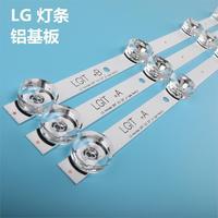 새로운 원래 키트 3 PCS 6LED LED 스트립 LG 32LF560V LGIT UOT A B 6916L 1974A 1975A 6916L 2223A 6916L 2224A innotek DRT 3.0 32|LED 바 라이트|   -