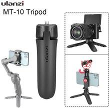 Ulanzi MT 10 Mini trépied pour DJI Osmo Mobile 2 3 Base de cardan iPhone android Smartphone appareils photo reflex numériques, accessoires de cardan