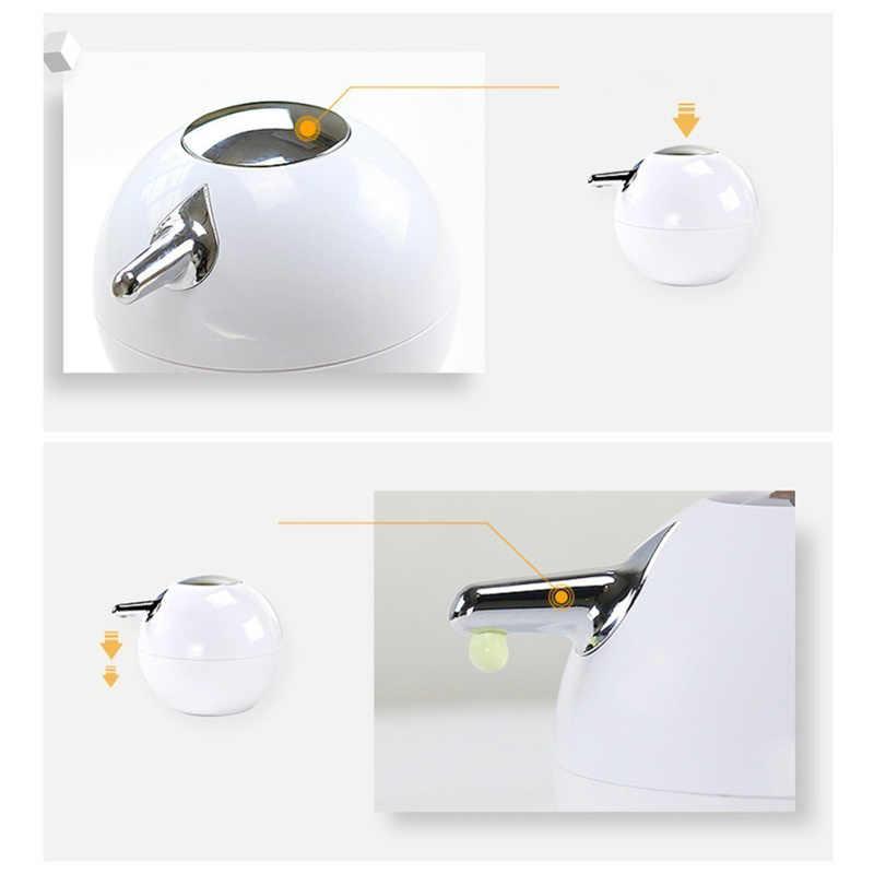 Cozinha Criativa Imprensa Garrafa Banho Líquido Shampoo Chuveiro Portátil Dispensador de Espuma de Sabão Dispensador de Sabão Premium (Cor Aleatória)
