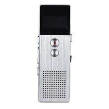 8Gb Digital Voice Recorder Diktiergerät Mp3 Musik Player Stereo Sound(China)