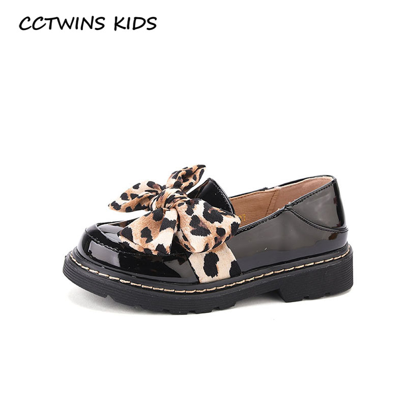 CCTWINS Kids Shoes 2020 Spring Baby Brand Loafer Children Fashion Slip On Shoes Girls Fashion Butterfy Flat Toddlers LM2106