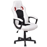 Executive Adjustable High Back Swivel Lift Game Gaming Chair Desk Computer Office Chair Armchair Silla Gamer Office Furniture