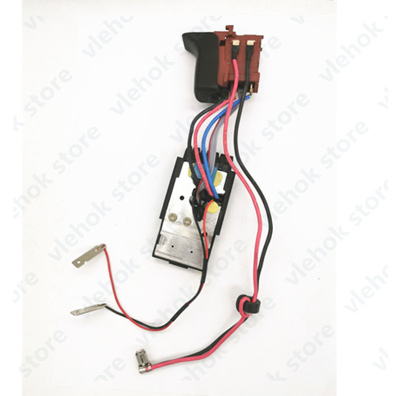 Switch Replace For Hilti TE4-A22 TE4A22 TE4 A22 Power Tool Accessories Electric Tools Part