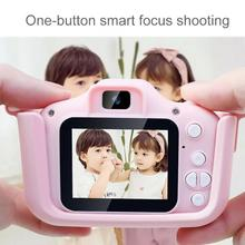 Children's kawaii Digital Camera Portable 2000W before and a