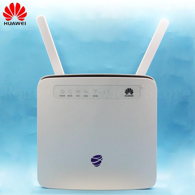 Nouveau déverrouillage Original 300M Huawei E5186 E5186s-22 4G LTE CPE CAT6 routeur PK B525 E5172 B593 E5170