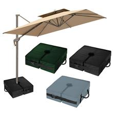 Outdoor Camping Tent Fixed Sandbag Weights Bag Leg Portable Fixing Awning Sand Pack Parasol Sandbagss