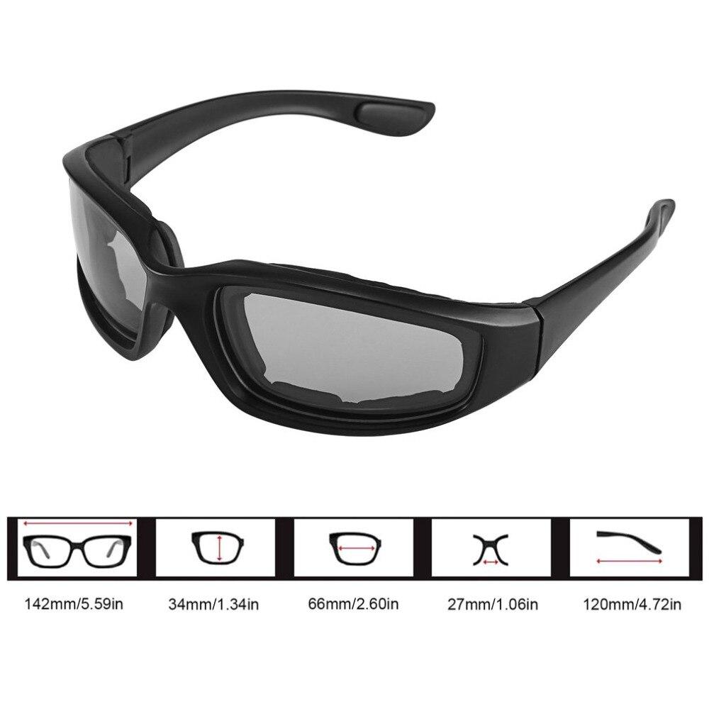 Motorcycle Bike Protective Glasses Windproof Dustproof Eye Glasses Cycling Goggles Eyeglasses Outdoor Sports Eyewear Glasses New|Cycling Eyewear| |  - title=