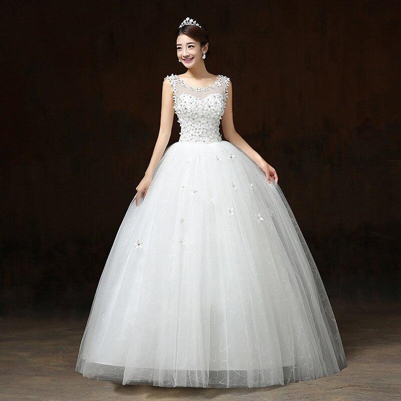 2019 Real Vestido Cocktail New 2020 Korean Version Double Shoulder Flower Slim Bandage Bride Wedding Large Studio Dress One H58